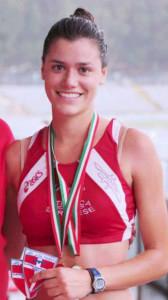 Alessia Torello Viera Atletica Stronese